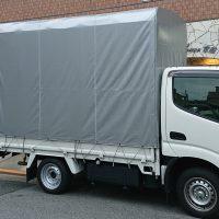 観葉植物トラック