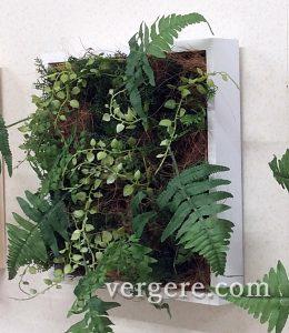 ウォールグリーン人工植物